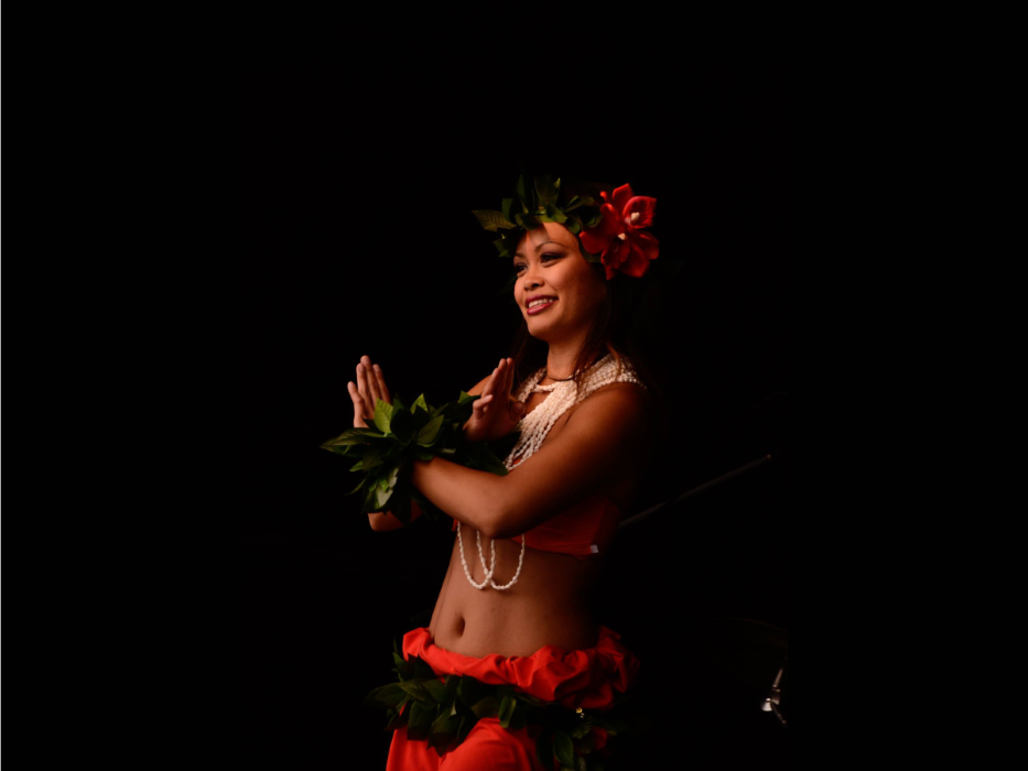 HAWAIIAN & POLYNESIAN DANCE LESSON