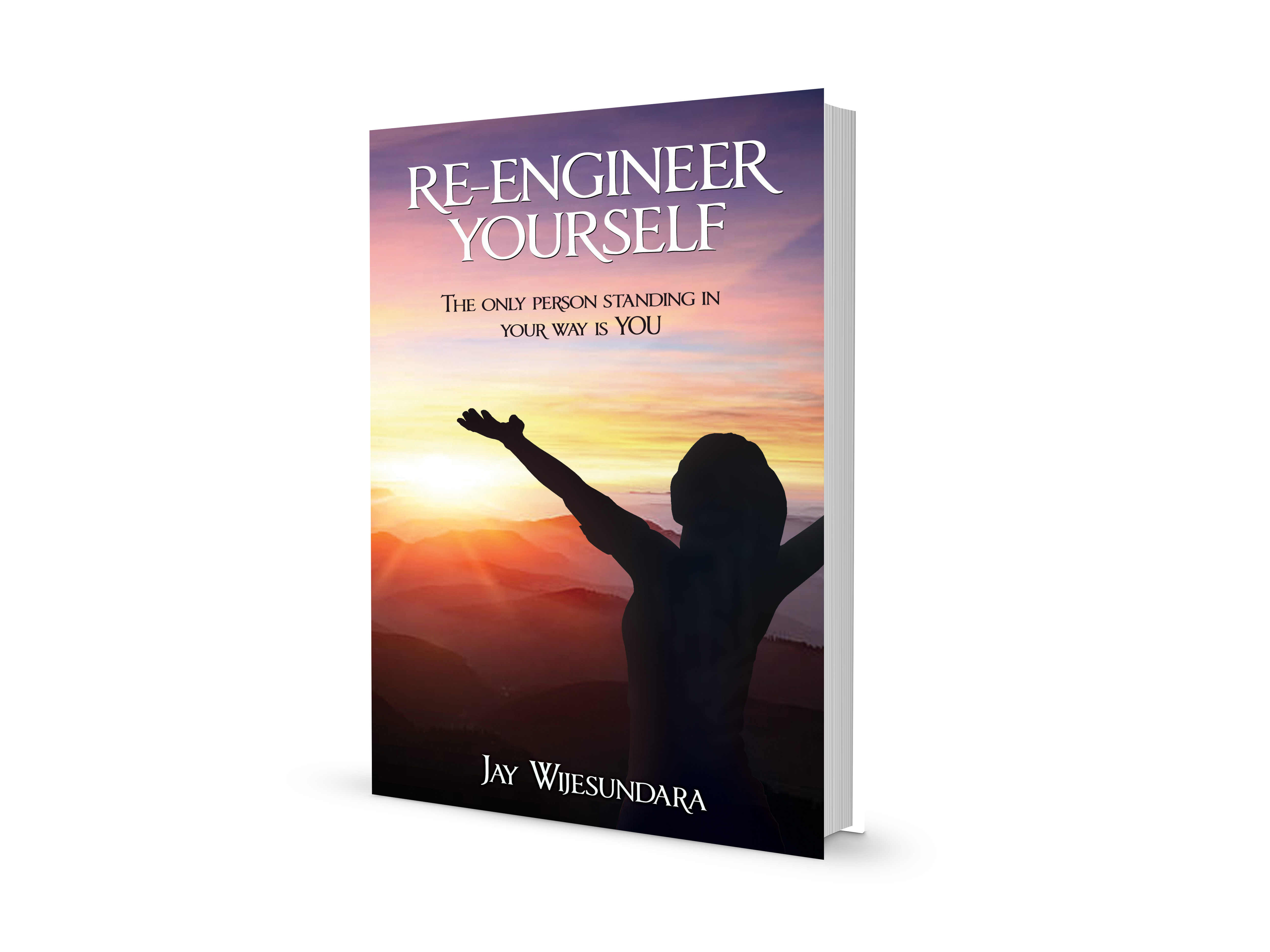 RE-ENGINEER YOURSELF BOOK READING & WORKSHOP